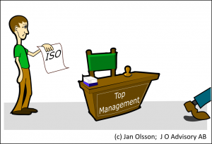 Top Management Presence